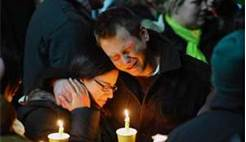 Mourning the victims of the Sandy Hook tragedy
