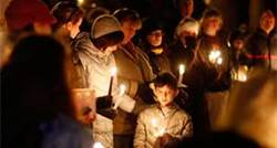 Vigil for Sandy Hook victims