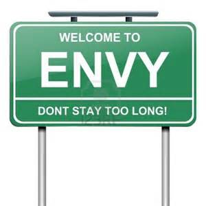 Welcome to envy
